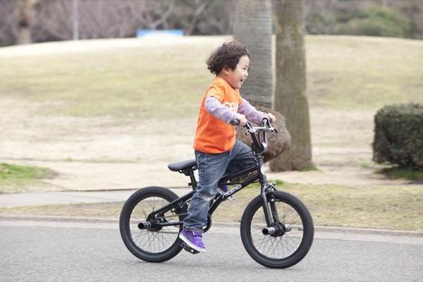 自転車の 4歳 自転車 インチ : 13-vanguard blog: ARESBYKES STN 16inch ...