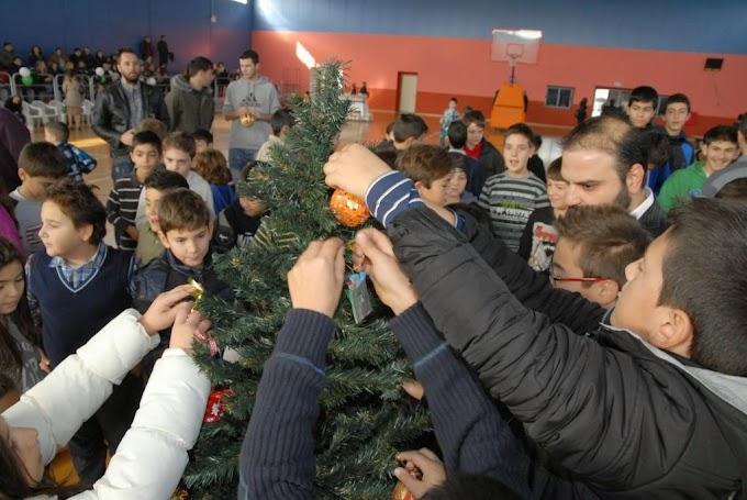 Επιτυχία στην Χριστουγεννιάτικη γιορτή του Αστέρα Πλαγιαρίου-Πλούσιο φωτορεπορτάζ
