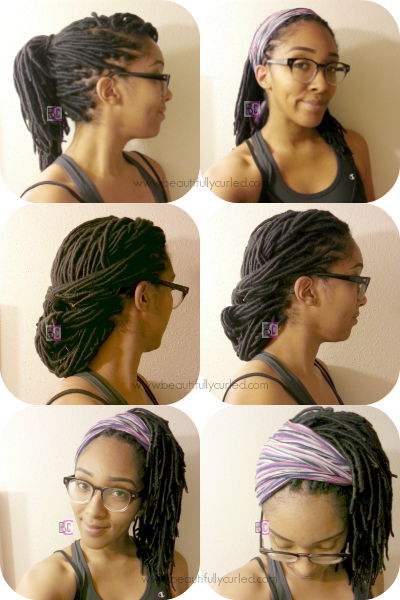 how to make dreadlocks with short hair at home