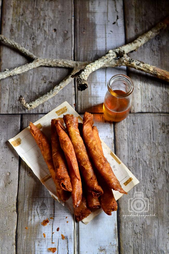 Pisang Caramel [Pisang Aroma]