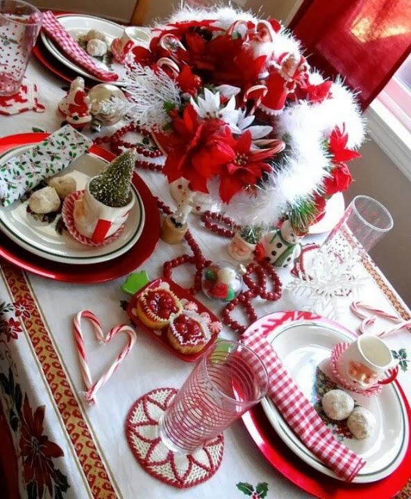 10 ideas para decorar la mesa perfecta para la cena de navidad - Ideas de cena de navidad ...