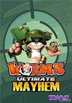 Download Worms Ultimate Mayhem SKIDROW