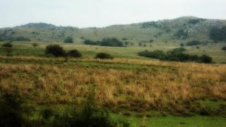 Cerro do Jarau, na Cidade de Quaraí, RS