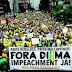 BRASIL: Após acolhimento de pedido de impeachment, movimentos anunciam novos atos