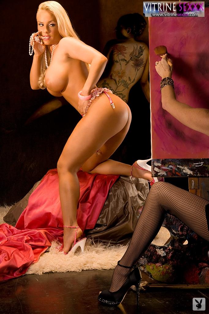 Playboy da linda Nicole