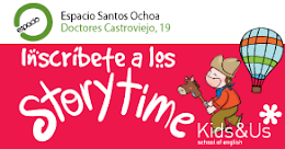 Cuentacuentos en Inglés en Calvo Sotelo, 19