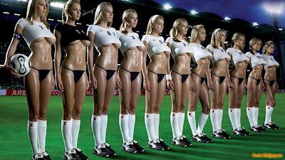Hot HD Bikini Sports Team