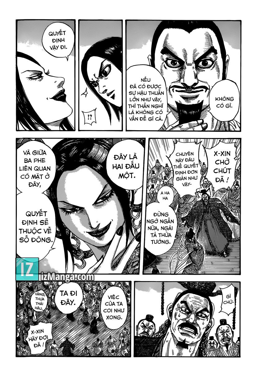 Kingdom - Vương Giả Thiên Hạ Chapter 403 page 9 - IZTruyenTranh.com