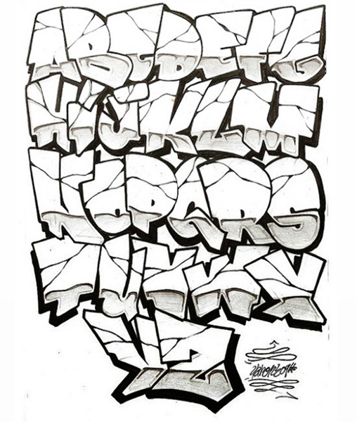 tutorial graffiti | khudzgraffitiandother