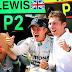 Nico Rosberg renova com a Mercedes