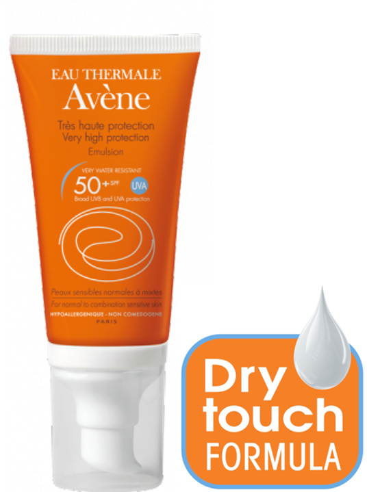 PR:Avene Dry Touch Emulsion Sun Care