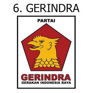Jual Bendera Partai Gerindra