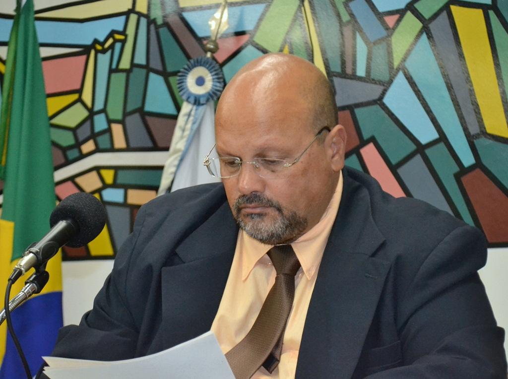 Vereador Serginho Pimentel