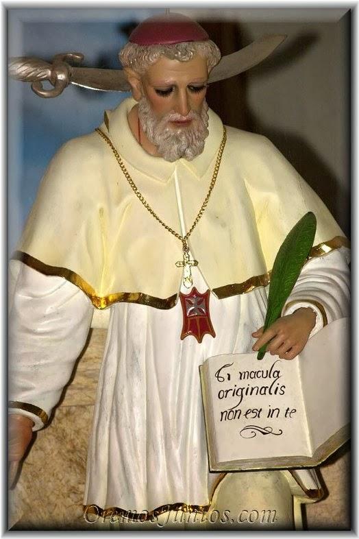 Pedro Pascual san oracion