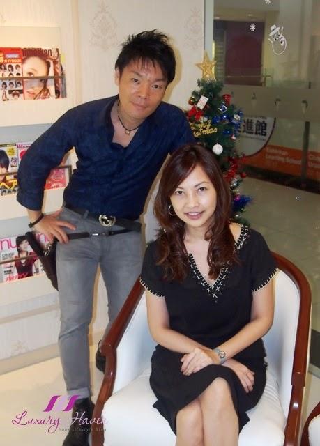 naoki yoshihara masami kuramochi luxury haven review
