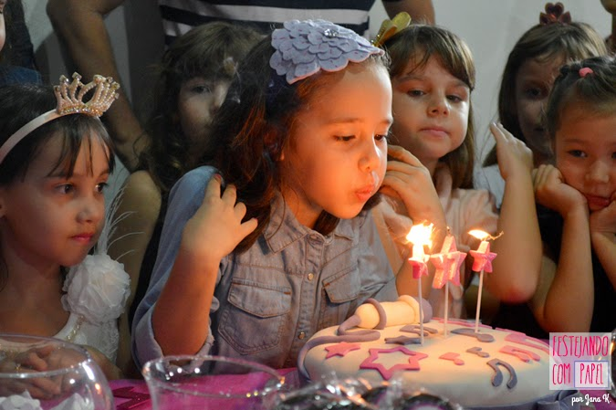 Festejando, papel, aniversário, joinville, festa, decoração, Aniversário da Duda