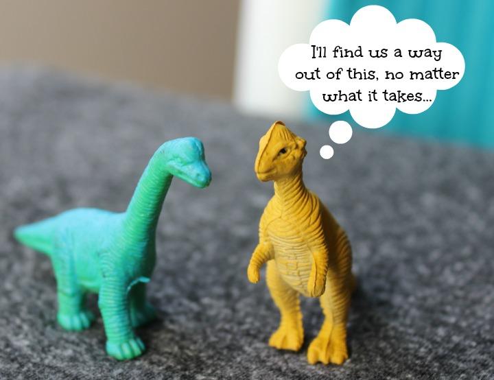 Ipsy dinosaurs