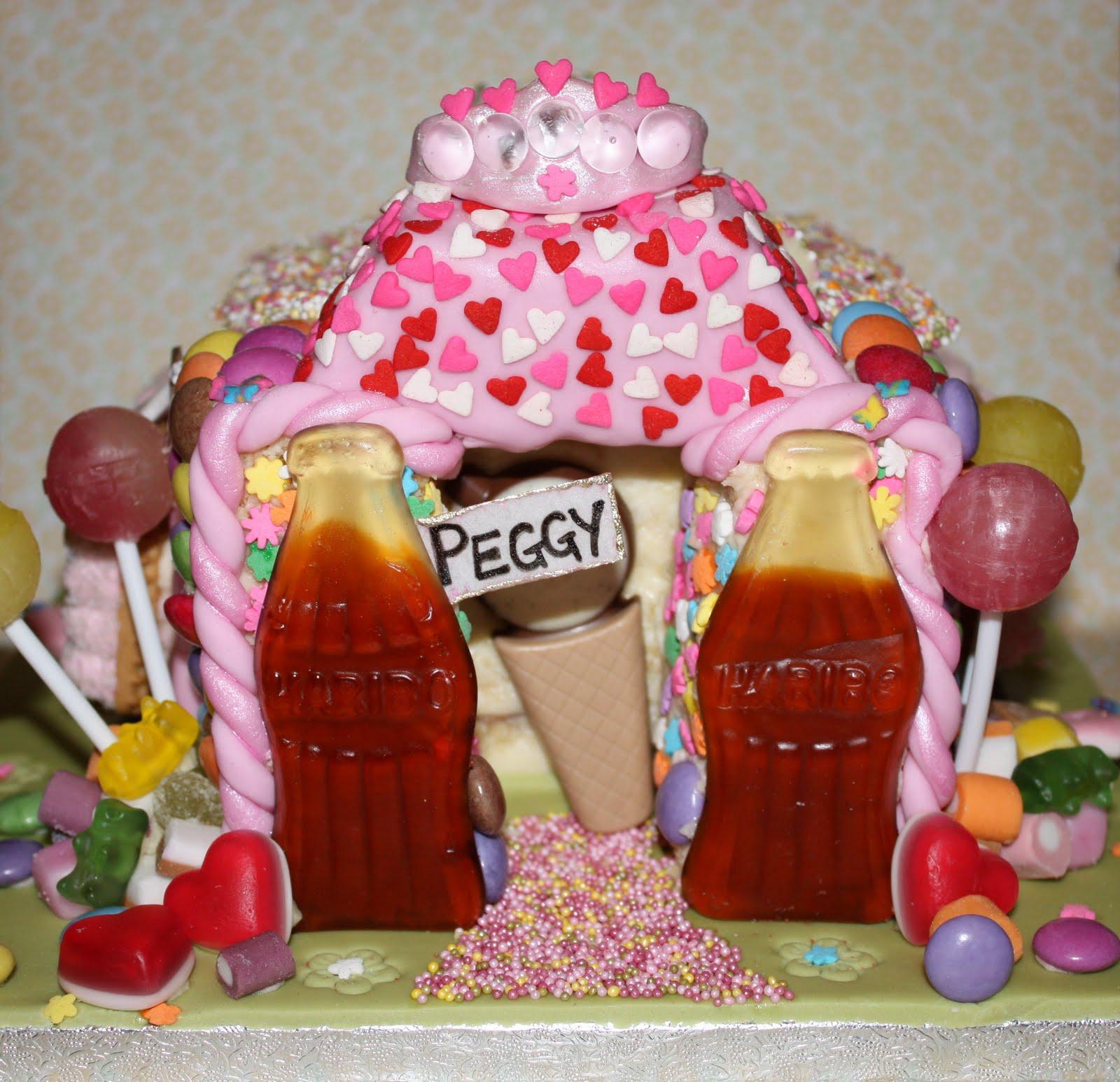 BAKER LU CAKES: Sweetie House & Cupcakes