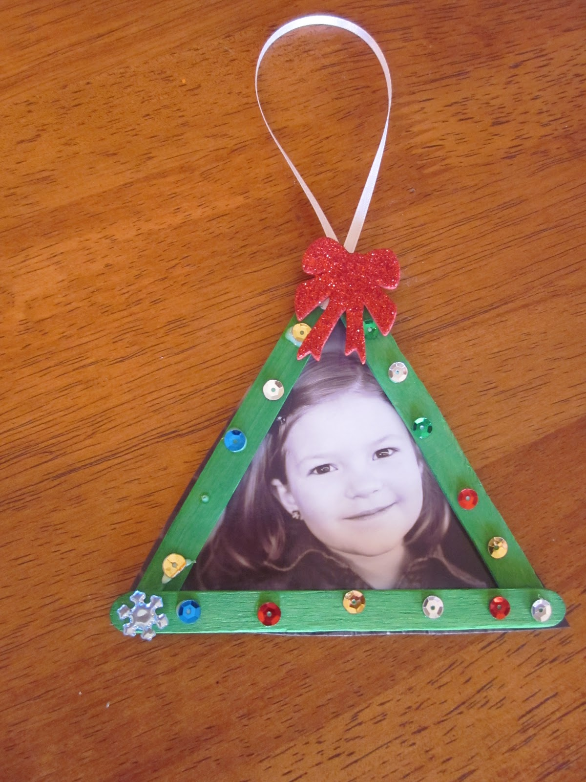 Easy Kids Crafts Christmas Ornaments