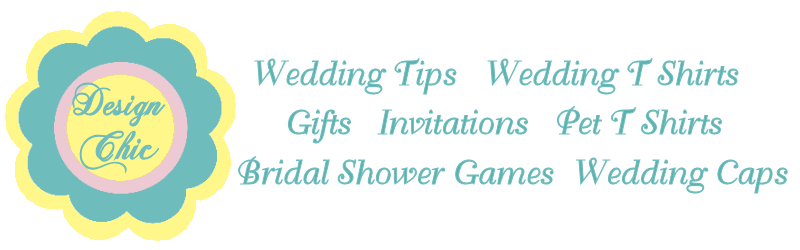 Deign Chic Wedding Tips and Ideas