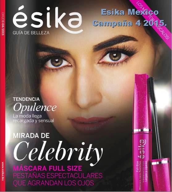 Mexico Catalogo 4 2015 Esika