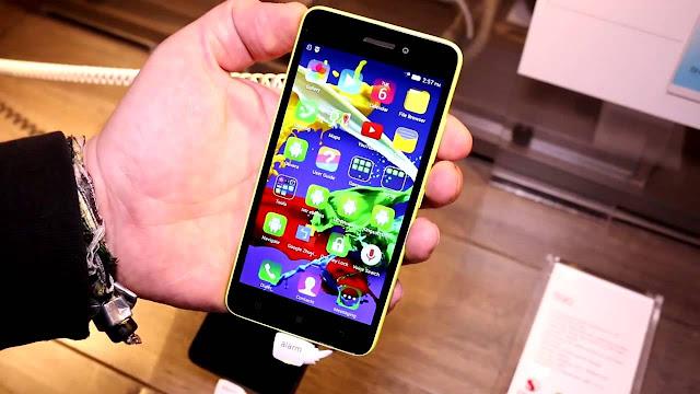 Harga Lenovo S60, HP Android KitKat Murah Dengan Kamera 13 MP