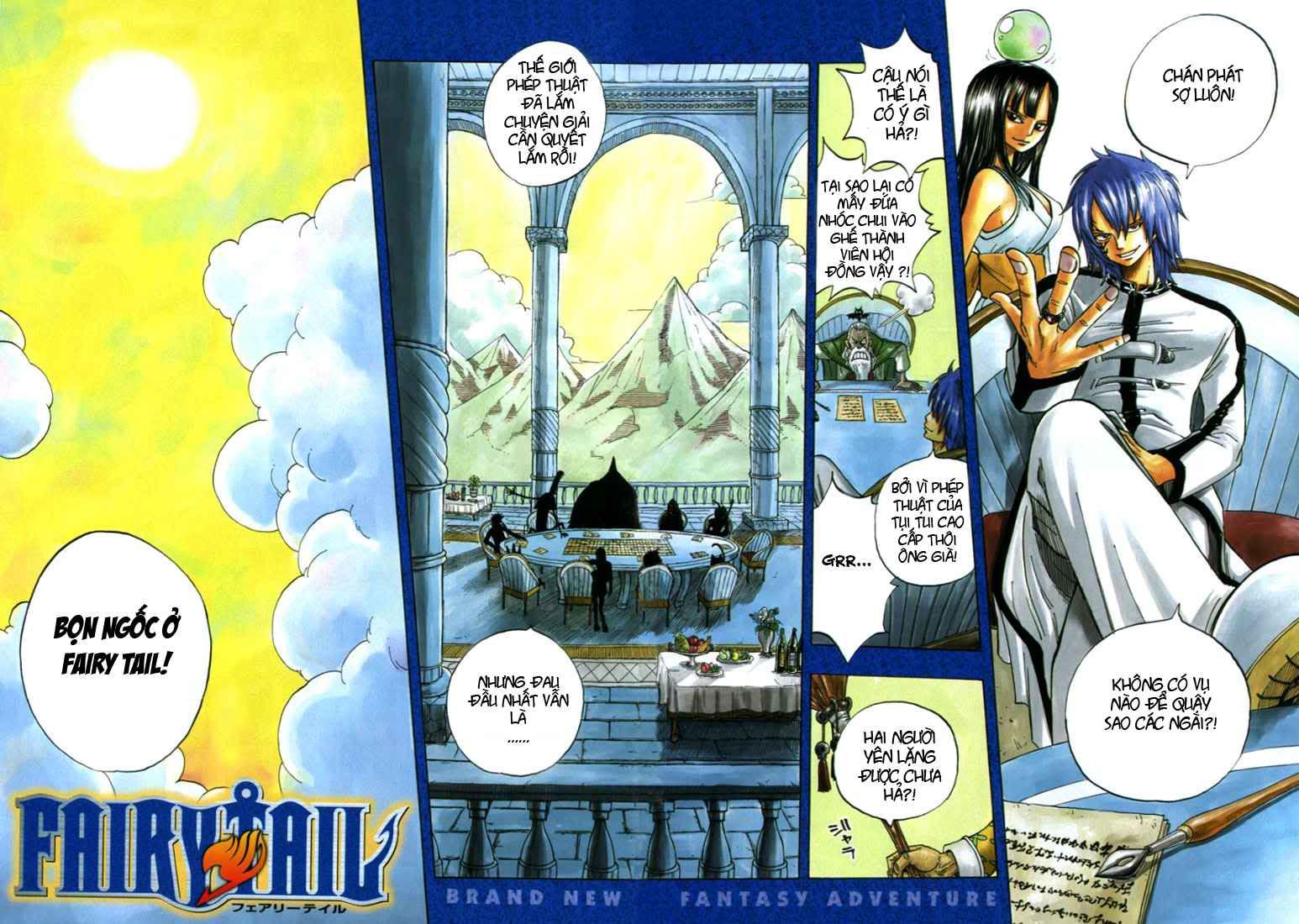 Fairy Tail chap 1 page 2 - IZTruyenTranh.com