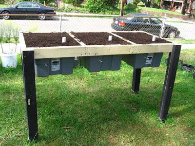 Cheap Chic DIY in the Garden