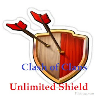 Clash Of Clans Unlimited Shield