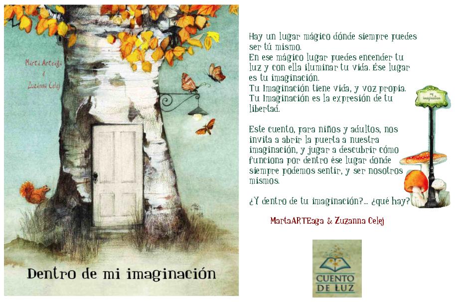 Dentro de mi imaginación