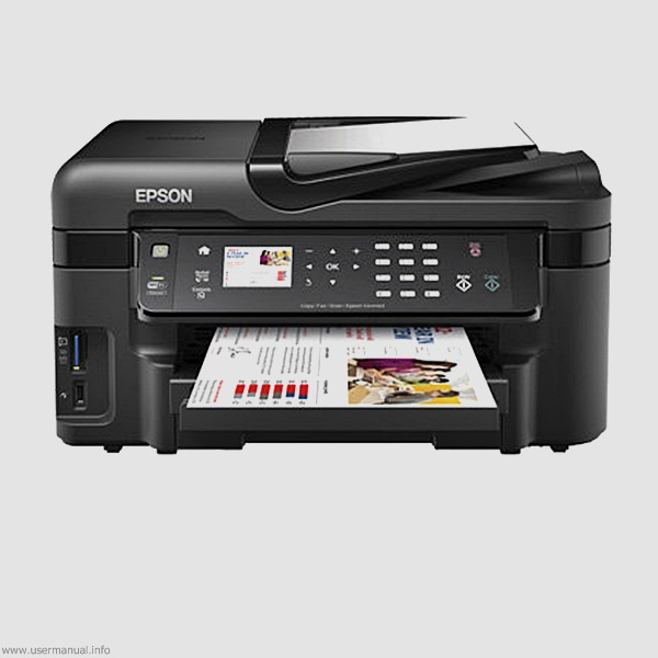 epson workforce wf 3520 quick manual pdf download caroldoey epson user guide wf-3520 epson user s guide wf 3520