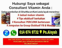 Untuk Pesanan Vitamin :