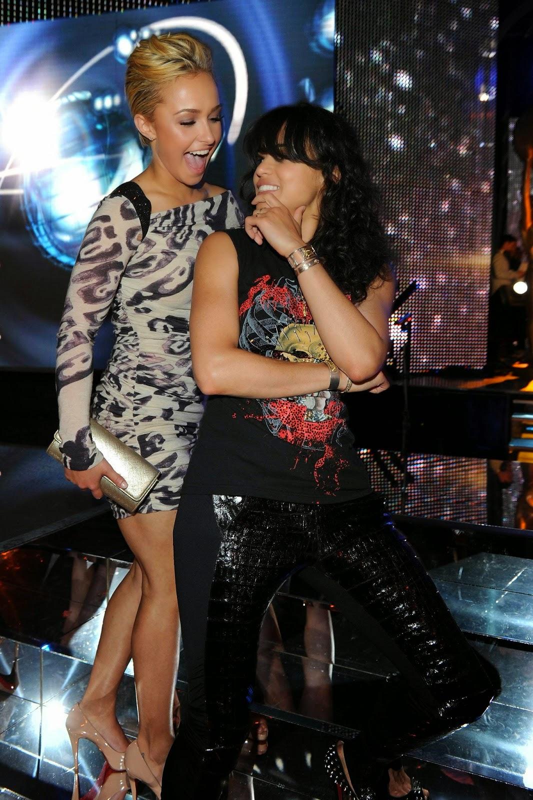 Michelle Rodriguez - WMA 2010