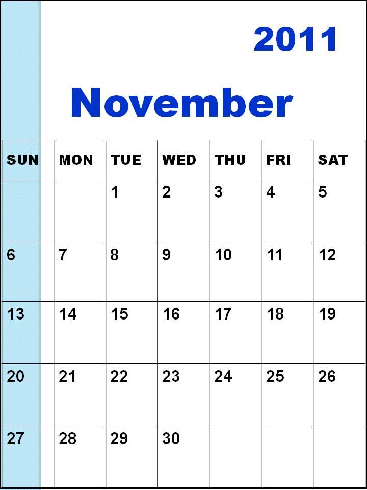 calendar november 2011. Calendar+november+2011