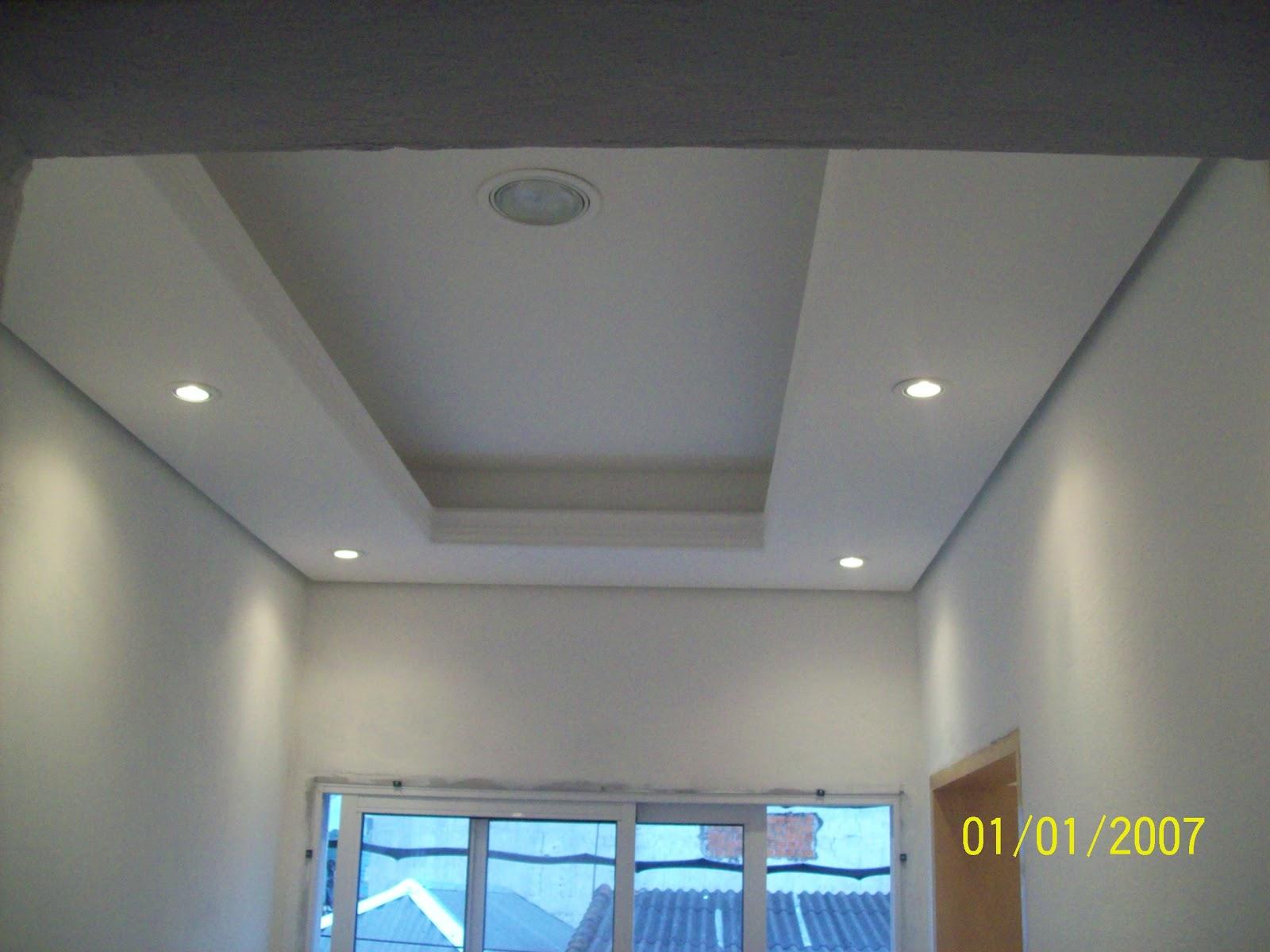 Fotos de gesso acartonado com instalação e acabamento feito pela ALG #1088BB 1600 1200