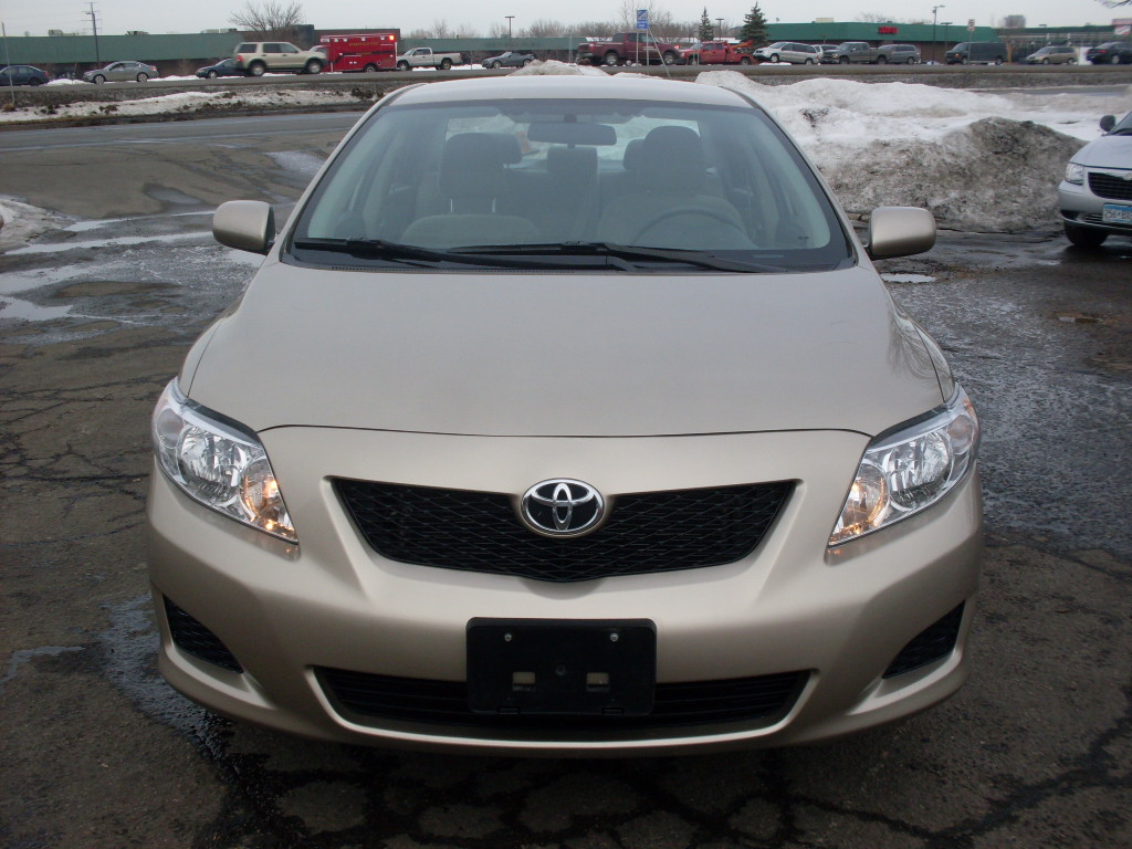 James 2010 Toyota Corolla
