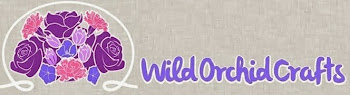 I design for Wild Orchid Crafts