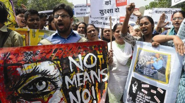 Rape of five-year-old girl outrages India
