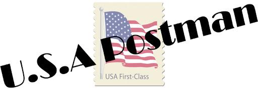 U.S.A Postman