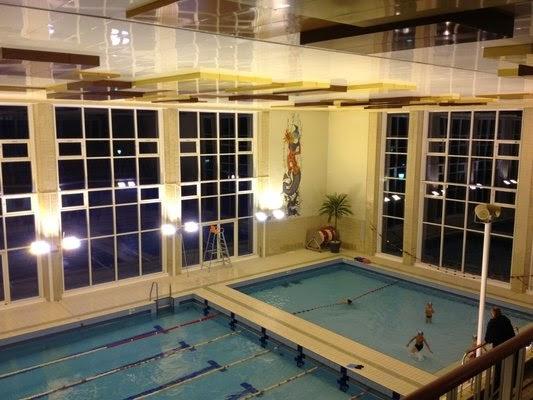 piscine ceria la roue Anderlecht