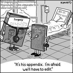 a little book humor