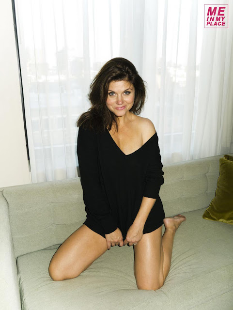 """Tiffani Thiessen – Esquire's """"Me In My Place"""""""