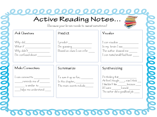 active reading notes A tutorial on how to take arn (active reading notes.