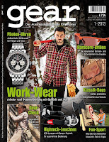 GEAR Magazin Cover