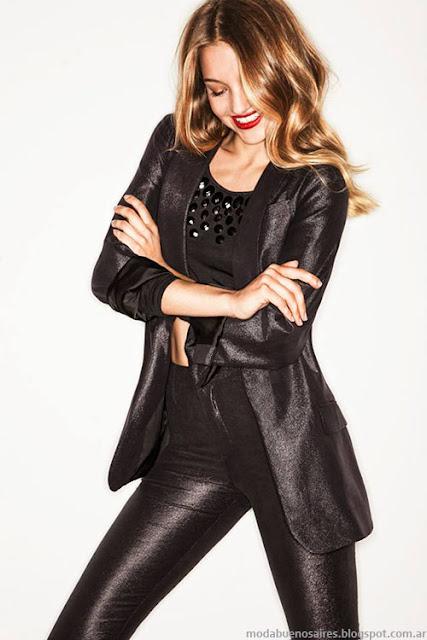 Bernarda Bernardita otoño invierno 2015. Moda invierno 2015 mujer casual chic juvenil.