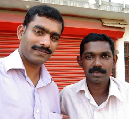 Raj and Shiju