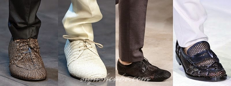 Summer 2014 Men's Footwear Fashion Trends