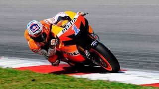 2012 Malaysia MotoGP Ticket pict
