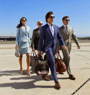 cine, Review, elegancia, Suits and Shirts,
