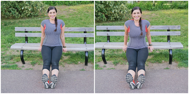 The Park Bench Workout